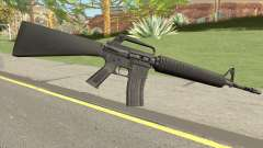 Boogaloo M16A2 for GTA San Andreas