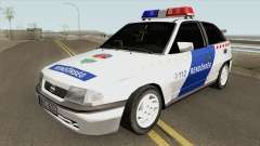Opel F Astra Classic (Hungarian Police) V2