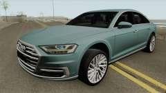 Audi A8 2018 IVF for GTA San Andreas