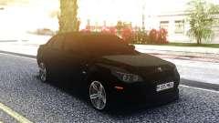 BMW M5 E60 Original Black Edition for GTA San Andreas