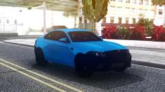 BMW M2 Coupe Blue for GTA San Andreas