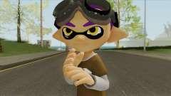 Inkling Boy Amiibo (Splatoon) for GTA San Andreas