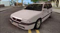 Opel Astra F Kombi 2001 for GTA San Andreas