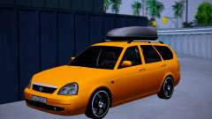 Lada Priora SW for GTA San Andreas
