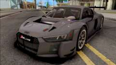Audi R8 LMS 2016 Paint Job Preset 2 for GTA San Andreas
