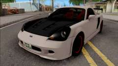 Toyota MR-S C-ONE Initial D Fifth Stage for GTA San Andreas