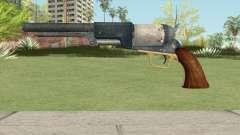 Colt Walker Revolver for GTA San Andreas