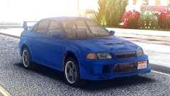 Mitsubishi Lancer Evolution VI Tommi Makinen for GTA San Andreas