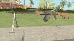 COD: Black Ops RPK Drum for GTA San Andreas