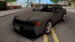 Skyline R32 GT-R Initial D Fifth Stage Hojo for GTA San Andreas