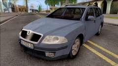 Skoda Octavia Kombi Mk2 for GTA San Andreas