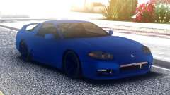Mitsubishi 3000GT Blue for GTA San Andreas
