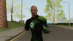 Green Lantern: John Stewart V1 for GTA San Andreas
