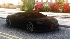 Bugatti Chiron Sport Black for GTA San Andreas