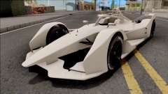 Spark SRT05e 2018 Formula E for GTA San Andreas