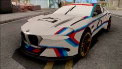 BMW CSL 3.0 Hommage R 2015 for GTA San Andreas