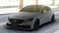 Mercedes-Benz CLS 63 AMG sedan 2019 for GTA San Andreas
