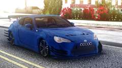 Toyota GT 86 Sport Tuning for GTA San Andreas