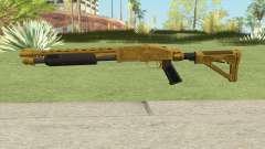Shrewsbury Pump Shotgun (Luxury Finish) GTA V V1 for GTA San Andreas