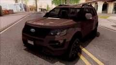 Ford Explorer 2019 for GTA San Andreas