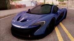 Mclaren P1 Stock for GTA San Andreas