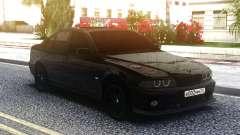 BMW M5 E39 Black Sedan for GTA San Andreas
