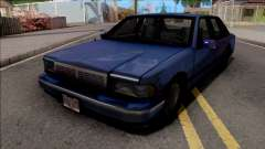 Сhevrolet Caprice 1992 SA Style for GTA San Andreas