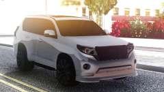 Toyota Land Cruiser Prado Original for GTA San Andreas