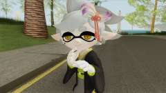 Marie Kimono (Splatoon) for GTA San Andreas