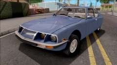 Citroen SM 1971 Blue for GTA San Andreas