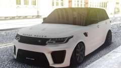 Range Rover Sport SVR Low for GTA San Andreas