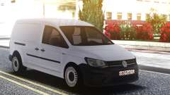 Volkswagen Caddy Maxi 2016 White for GTA San Andreas