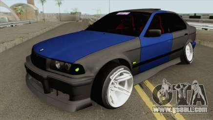 BMW 320i E36 (RATSQUAD) for GTA San Andreas