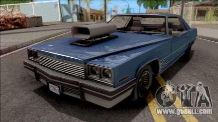 GTA V Albany Manana for GTA San Andreas