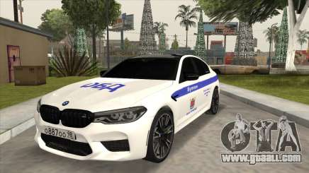 BMW M5 F90 Bulkin Edition for GTA San Andreas
