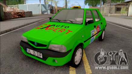 Dacia Solenza 2005 for GTA San Andreas
