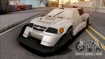 Suzuki Escudo Dirt Trial Car 1998 for GTA San Andreas