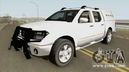 Nissan Frontier (Descaracterizada) for GTA San Andreas