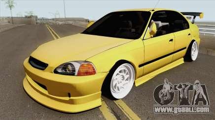 Honda Civic MQ for GTA San Andreas
