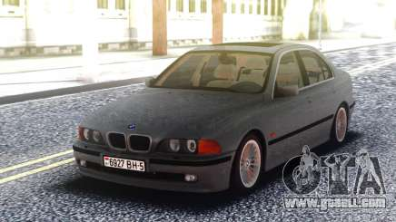 BMW E39 540 Stock for GTA San Andreas