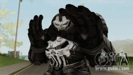 Hulkbuster Punisher (CrimeBuster) for GTA San Andreas