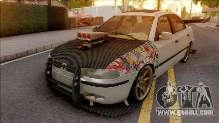 Ikco Samand Full Sport Grey for GTA San Andreas