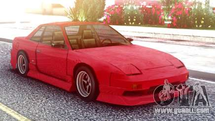 Nissan Onevia S13SX for GTA San Andreas