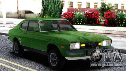 1973 Mercury Capri 2600 from Mad Driver for GTA San Andreas