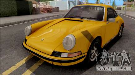 Porsche 911E 1969 for GTA San Andreas