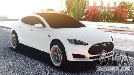 Tesla Model X P100D for GTA San Andreas