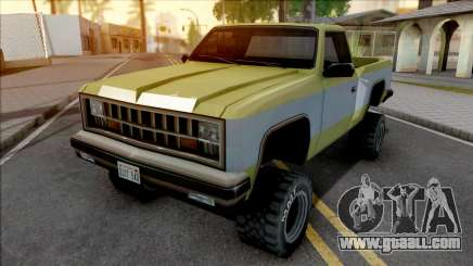 Declasse Yosemite Deluxe 1981 for GTA San Andreas
