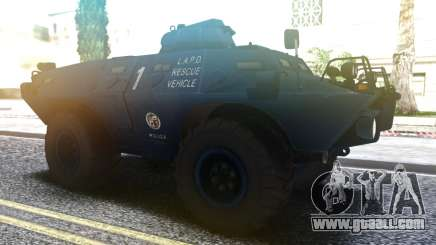 Cadillac V-100 Gage Commando LAPD.LSPD.SAPD for GTA San Andreas