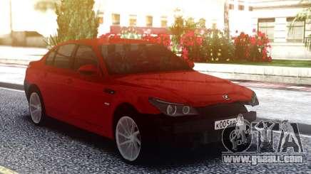 BMW M5 E60 Crash for GTA San Andreas