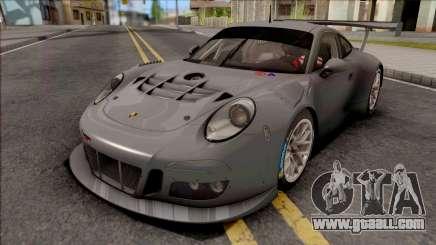 Porsche 911 GT3 R 2015 Paint Job Preset 2 for GTA San Andreas